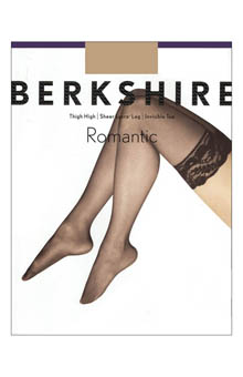 Berkshire French Lace Thigh High Stockings