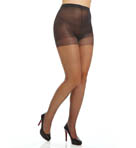Ultra Sheer Plus Size Control Top Pantyhose Image