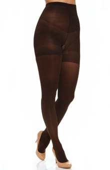 Luxe Opaque Tights with Control Top