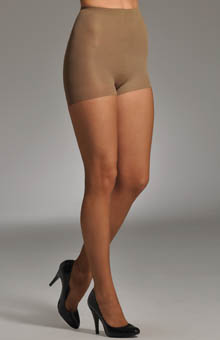 Ultra Sheer Control Top Toeless Panty Hose