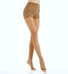 Berkshire Ultra Sheer Control Top Toeless Panty Hose 5115