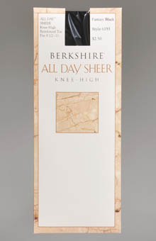 Berkshire All Day Sheer Knee High 6355