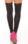 Betsey Johnson Hosiery Sexy Sparkle Thigh High 3809