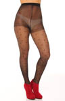 Betsey Johnson Hosiery Love at First Tight 60197