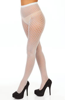 Betsey Johnson Hosiery Pretty Pointelle Net Tights 60623