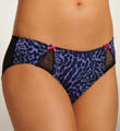 Betsey Johnson Intimates Slinky Knit Girl Leg Panty 720354