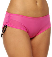 Betsey Johnson Intimates : Betsey Johnson Intimates 720359 Stretch Mesh It's a Cinch Panty