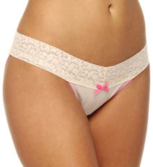 Betsey Johnson Intimates : Betsey Johnson Intimates 721510 Cotton Modal Bikini Panty