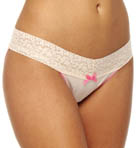 Betsey Johnson Intimates Cotton Modal Bikini Panty 721510
