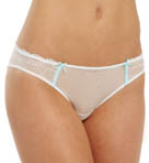 Betsey Johnson Intimates Blue Bridal Bikini Panty 721707
