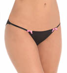 Slinky Knit String Bikini Panty