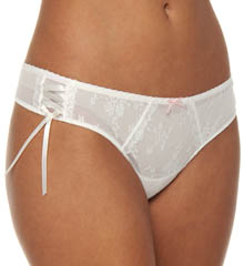 Betsey Johnson Intimates : Betsey Johnson Intimates 722505 Floral Tulle Thong