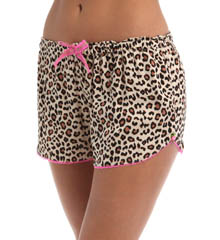 Betsey Johnson Intimates Rayon Woven Print Item Short 730610