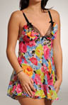Betsey Johnson Intimates Whirlwind Tour Chiffon Babydoll 732256
