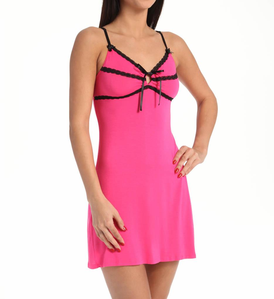 Betsey Johnson Intimates Luscious Knit Slip Nightie 732272 ...