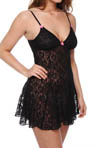Betsey Johnson Intimates Allover Lace Slip 732553