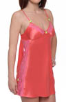 Betsey Johnson Intimates Sultry Stretch Satin Slip 732561