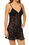 Betsey Johnson Intimates All-Over Stretch Lace Slip Chemise 732613