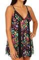 Betsey Johnson Intimates Knit Chiffon & Tulle Babydoll 732656