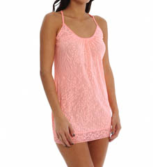 Betsey Johnson Intimates Lace Tunic Chemise 732710