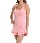 Betsey Johnson Intimates Rib Chemise 732727A
