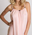 Betsey Johnson Intimates Double Layer Tricot Slip Nightie 73277
