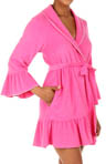 Betsey Johnson Intimates Baby Terry Solid Robe 734470