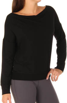 Fleece Shifted Pullover