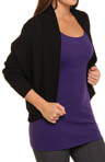 Fleece Dolman Shrug