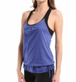 Beyond Yoga Ethereal Racerback Tank with Contrast Bra ET4143