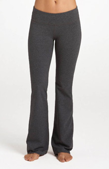 Supplex Heather Gray Original Pant