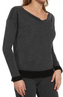 Beyond Yoga Jaspe Terry Comfy Pullover JT7194