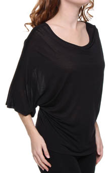 Micro Modal Wide Sleeve Tunic