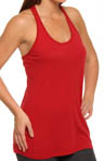 Beyond Yoga Organic Pima Cotton Twist Racerback Tank OP4042