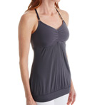 Sleek Stripe Low Back Camisole Image
