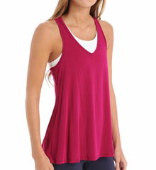 Beyond Yoga Sleek Stripe V-Neck Layer Tank SJ4151