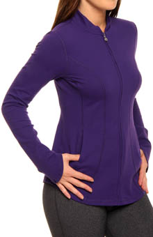 Supplex Curve Jacket