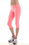 Supplex Essential Capri Legging