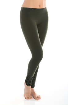 Supplex Gathered Long Legging