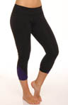 Beyond Yoga Supplex Diagonal Pop Gathered Legging SP3037