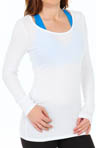 Beyond Yoga Rib Scoop Neck Top TR7151