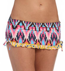 Blush Swimwear Navajo Adjustable Skirted Swim Bottom 401338P