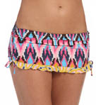 Navajo Adjustable Skirted Swim Bottom Image