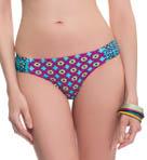 California Girl Tab Side Swim Bottom Image