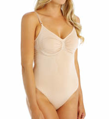 Body Hush Gold All-In-One Bodysuit BH1204