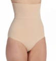 Body Hush Gold High Waist Panty BH1206