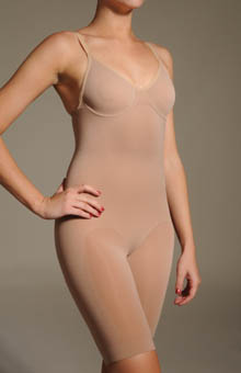 All Inclusive Underwire Bodysuit with Long Legs