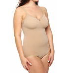 The Pinup Plus No Wire Full Figure Bodysuit Image