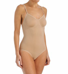 Body Wrap Retro Lites Bodysuit with Underwire 6101012