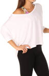 The Morning After V Neck 3/4 Sleeve Top